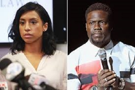 Kevin Hart sued for $60m over s.e.x tape
