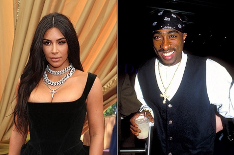 Kim Kardashian reveals she was in Tupac Shakur's video when she was 14