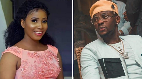 Kizz Daniel reacts to news of impregnating Poshmerald