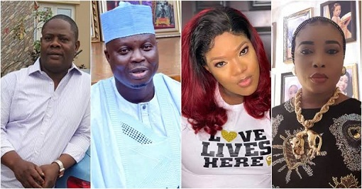 Lizzy Anjorin/Toyin Abraham Beef: Mr Latin and Yinka Quadri give stern warning