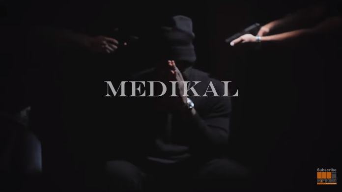 VIDEO: Medikal – I'm Not Blank I'm Black