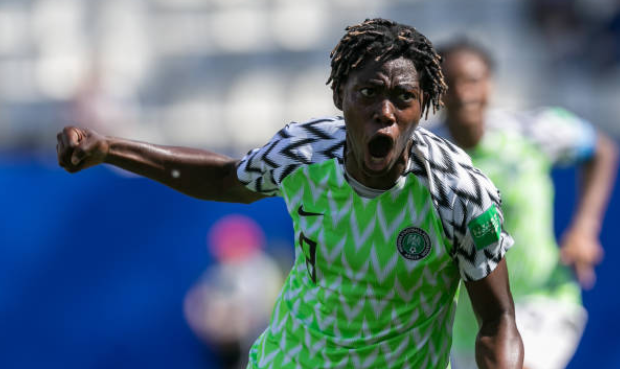 Asisat Oshoala named new Falcons captain