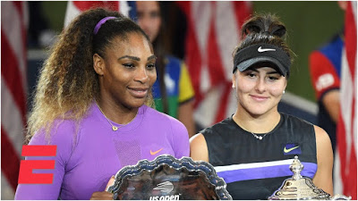 19-year old Bianca Andreescu beats Serena Williams in US Open women's final