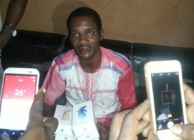 Seun Egbegbe spends 30 months in jail