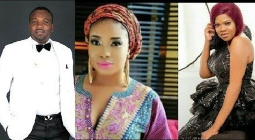 Yomi Fabiyi wades into Lizzy Anjorin and Toyin Abraham's fight