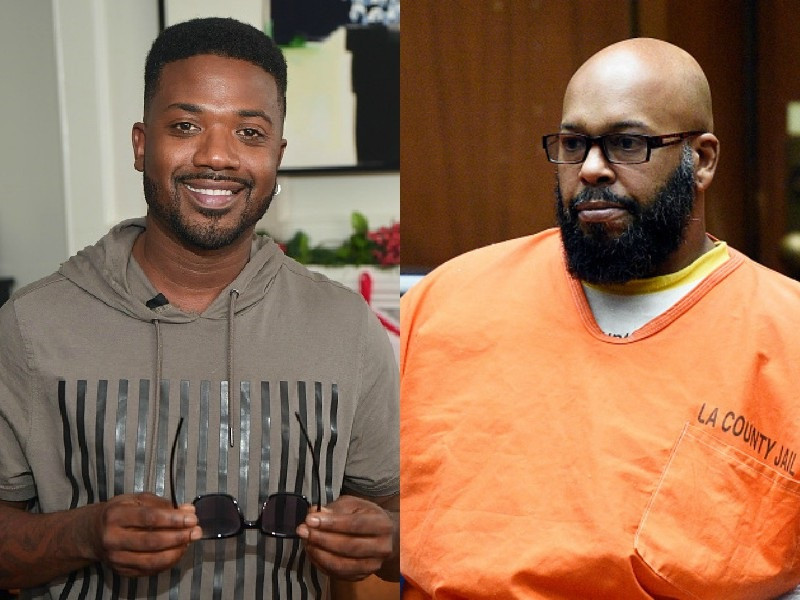 Jailed music executive Suge Knight signs away his life rights to Ray J