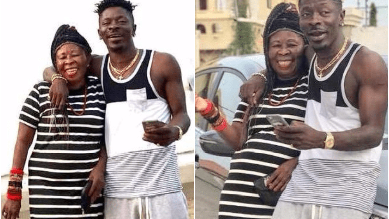 My son's music will be studied in universities soon – Shatta Wale's mother