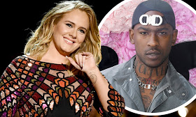 Adele is reportedly dating rapper Skepta