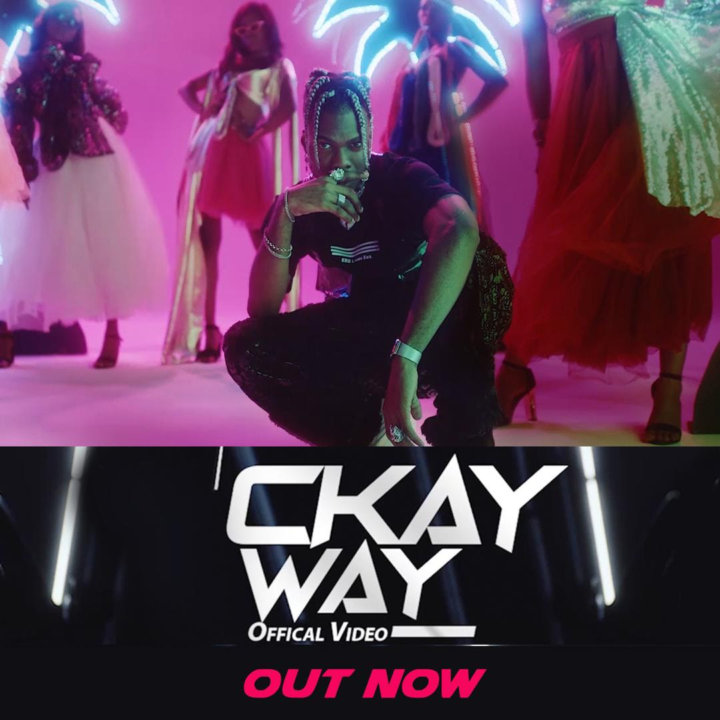 VIDEO: Ckay ft. DJ Lambo – Way