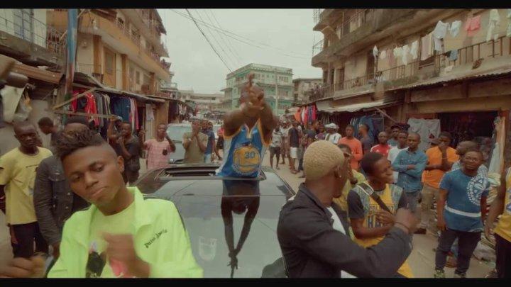 VIDEO: Dammy Krane X DJ YKbeats – Poka