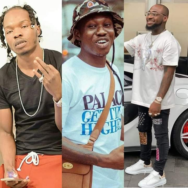 Davido Is Working On A Song With Naira Marley & Zlatan!