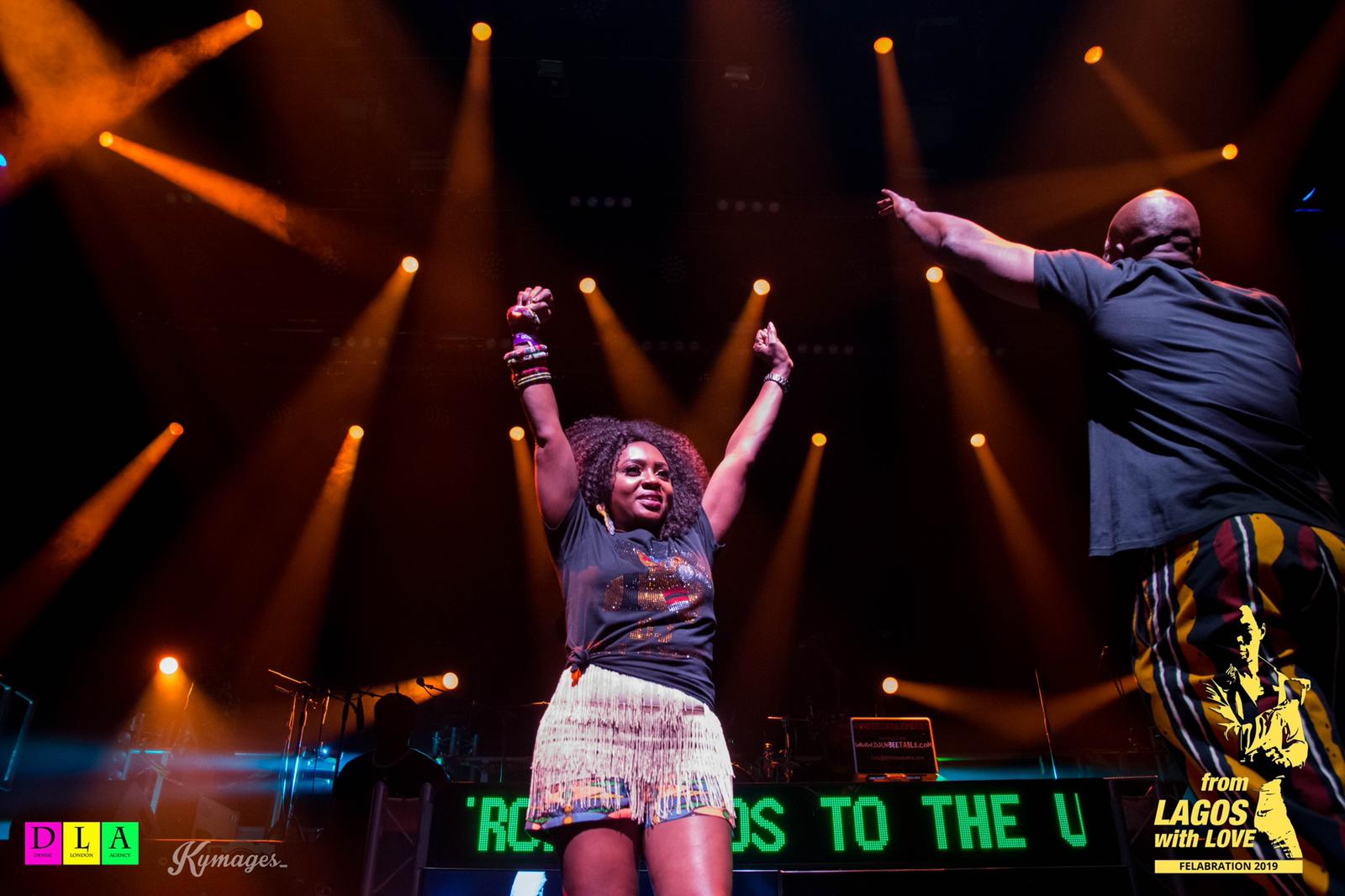 FELABRATION UK 2019 DELIVERS A CULTURE RICH AND VITAL SUCCESS AT THE O2