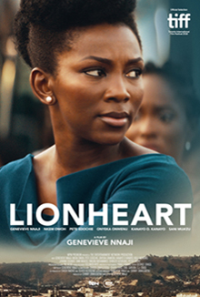 Genevieve Nnaji's Lionheart becomes Nigeria's first-ever Oscar entry