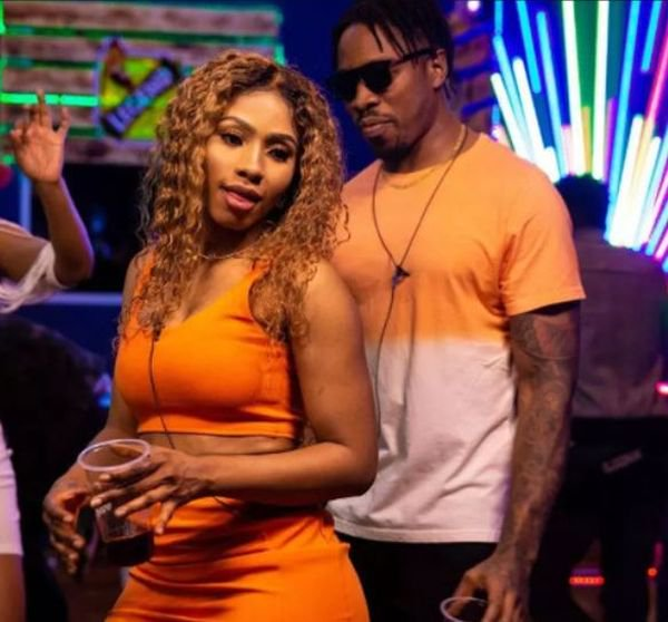 See What Ike Said To Mercy After Emergence As Winner