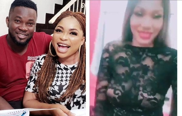 Actress Kemi Afolabi Allegedly Fights With Another Lady Over Actor Gida