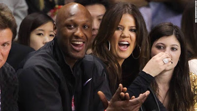 Khloe speaks of Lamar Odom after 4 years of silence