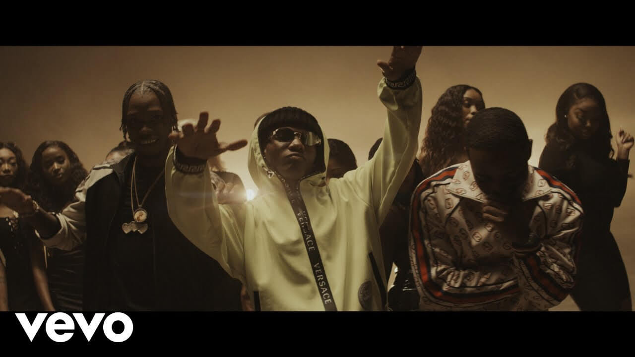 VIDEO: Krept & Konan X Wizkid – G Love