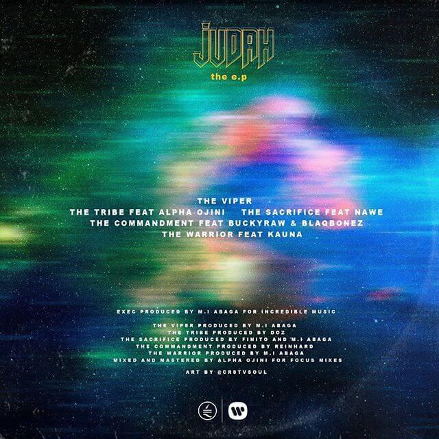 MI Abaga – The Warrior ft. Kauna