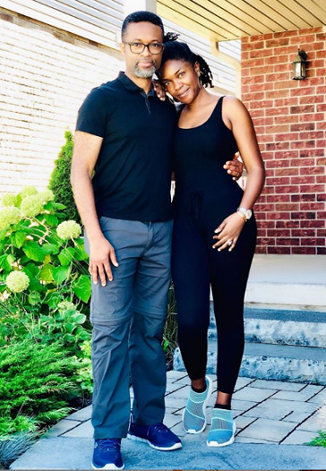 Omoni Oboli and husband, Nnamdi celebrate 19th wedding anniversary