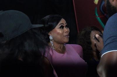 Sola Sobowale, Adesua Etomi win at AMAA 2019