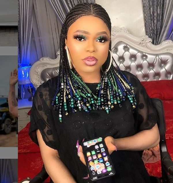 I Am Proudly A Millionaire Getting Close To Be A Billionaire – Bobrisky Reveals