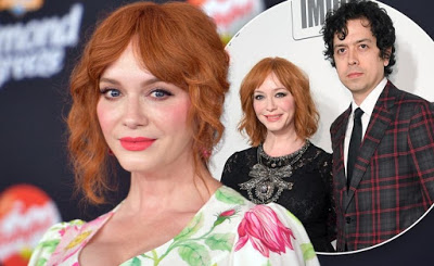 Mad Men's star Christina Hendricks splits from husband