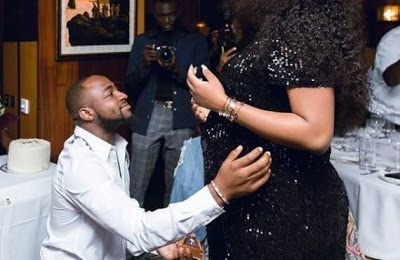 Davido's unborn child bags endorsement deal