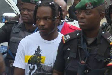 Naira Marley turns himself in, to also appear in court