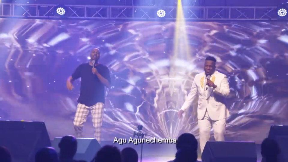 VIDEO: Eben ft. Phil Thompson – Agunechemba