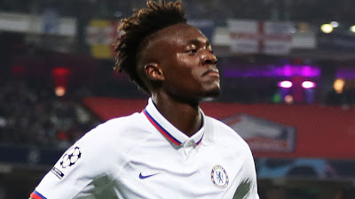 Tammy Abraham insists he will always choose England over Nigeria