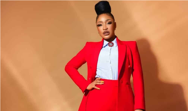 Tonto Dikeh claims she is living a fake life on social media