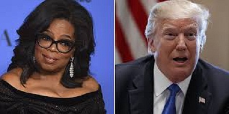 Oprah used to be a really big friend of mine' – Trump