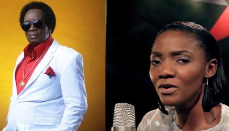 Sir Victor Uwaifo sues Simi over 'Joromi'; demands N50m in damages
