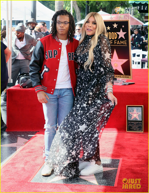 Wendy Williams gets star on Hollywood Walk of Fame