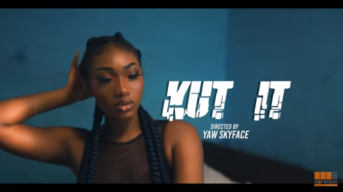 VIDEO: Wendy Shay – Kut It