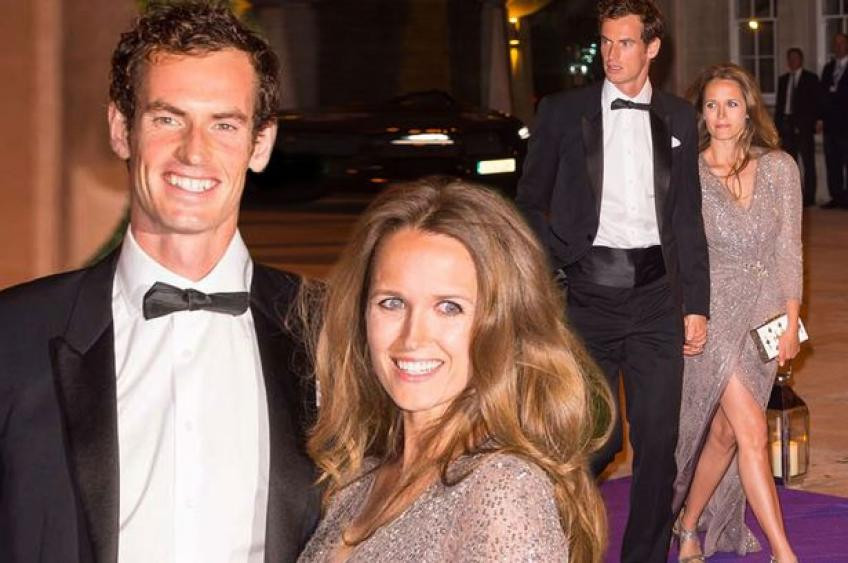 Tennis star Andy Murray and wife Kim Sears welcome third child, a boy