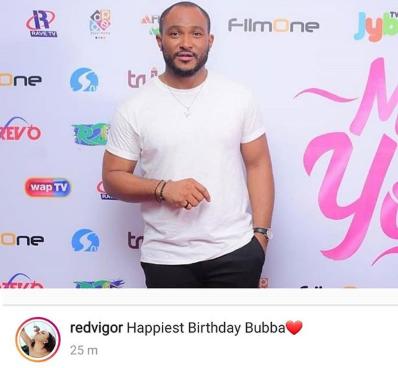Actor Blossom Chukwujekwu gets birthday shoutout from his estranged wife, Maureen Esisi