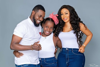 Ay Comedian and wife, Mabel Makun celebrate 11th wedding anniversary