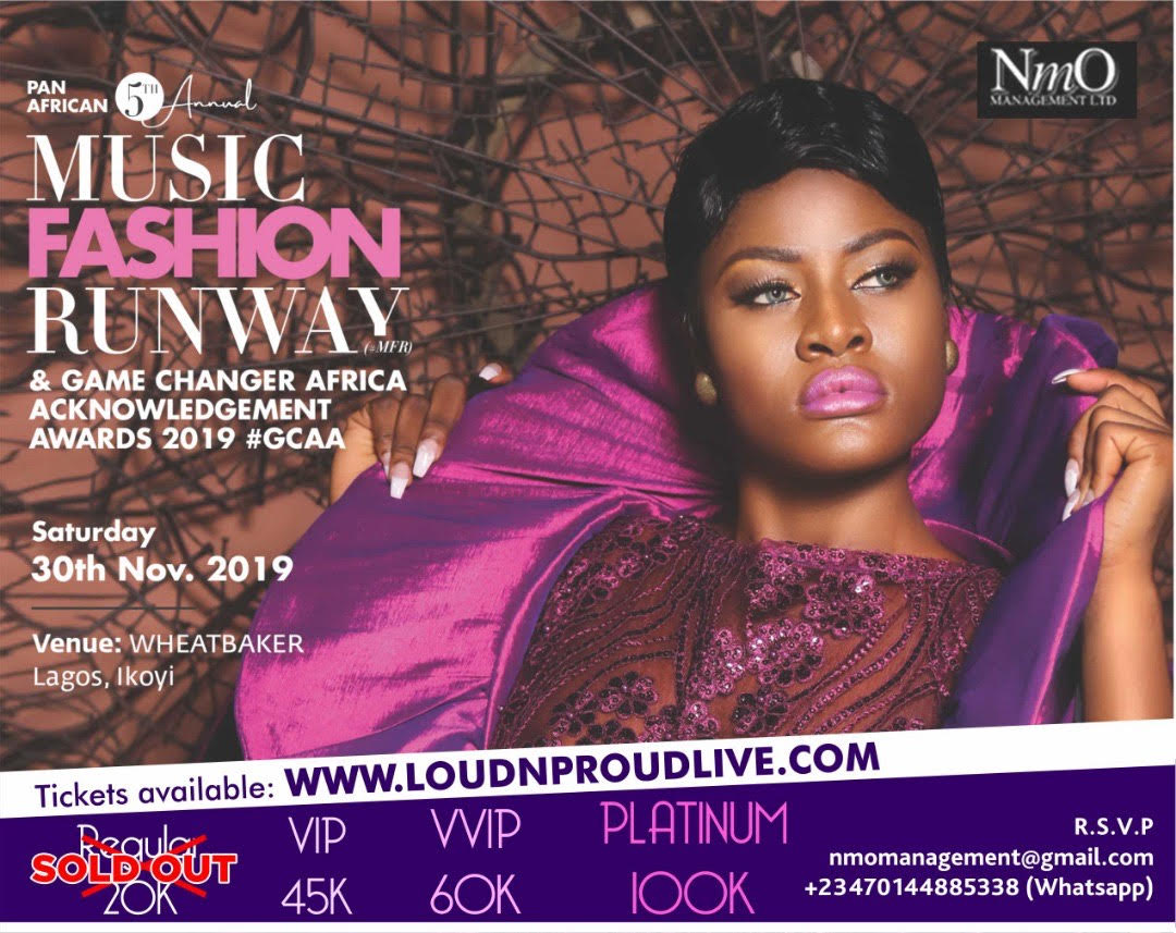 This Saturday! Music Fashion Runway 2019 with Alex Unusual holds….