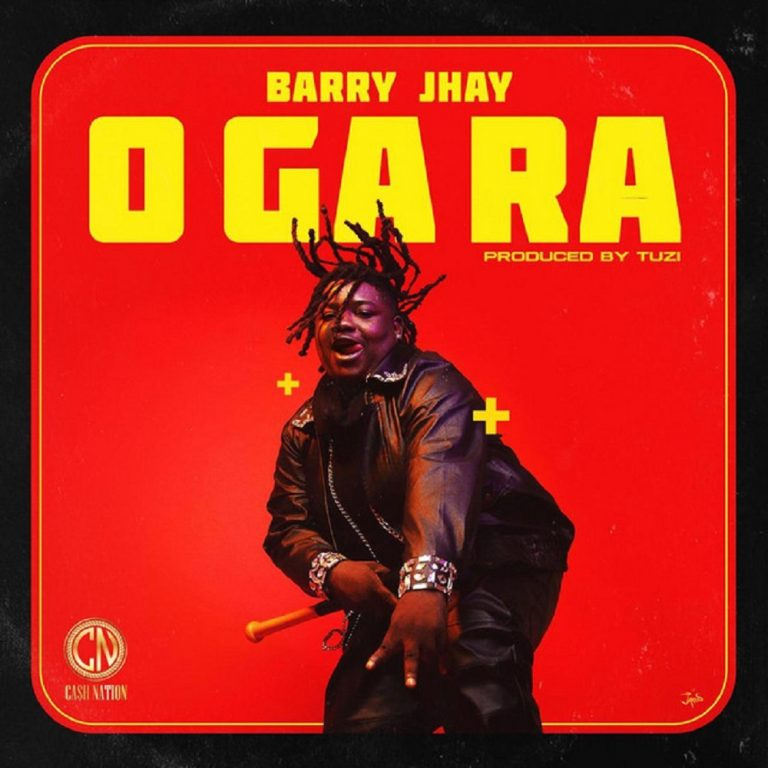 MUSIC: Barry Jhay – O Ga Ra