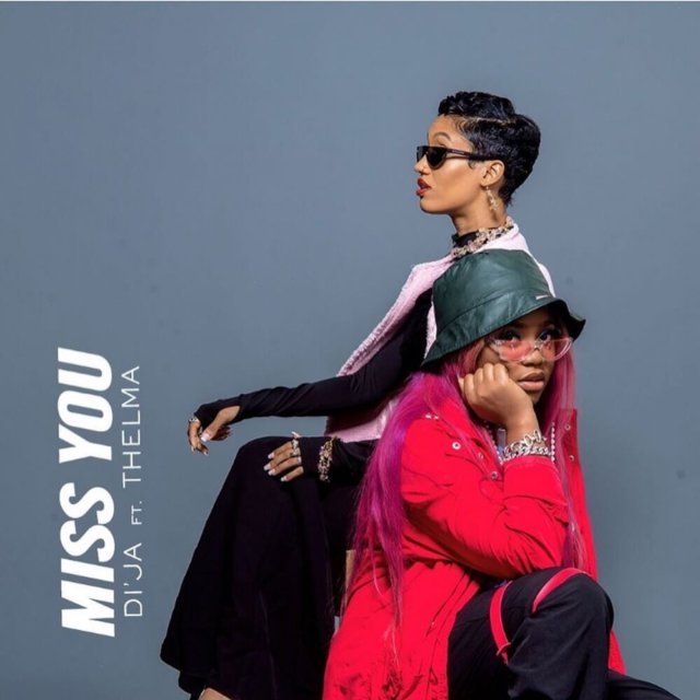 VIDEO: Di'ja ft. Thelma – Miss You