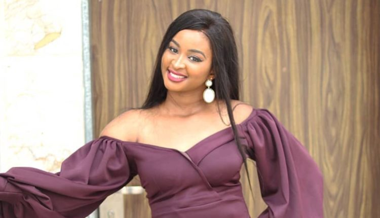 Actress Etinosa narrates how stranger bought her a Range Rover