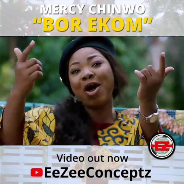 VIDEO: Mercy Chinwo – Bor Ekom