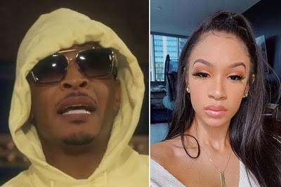 T.I.'s daughter Deyjah Harris unfollows him on Instagram after hymen comments