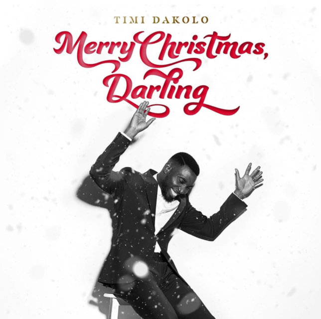 Album: Timi Dakolo – Merry Christmas, Darling