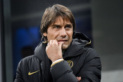 Inter coach Antonio Conte admits he tells his players how to have s.e.x