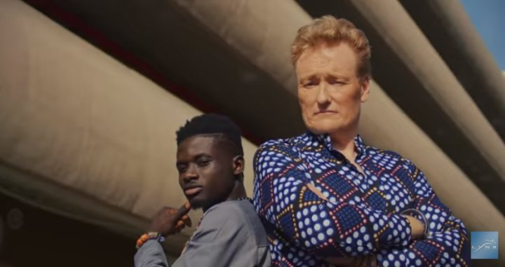 VIDEO: Kuami Eugene ft. Conan O'Brien – For Love