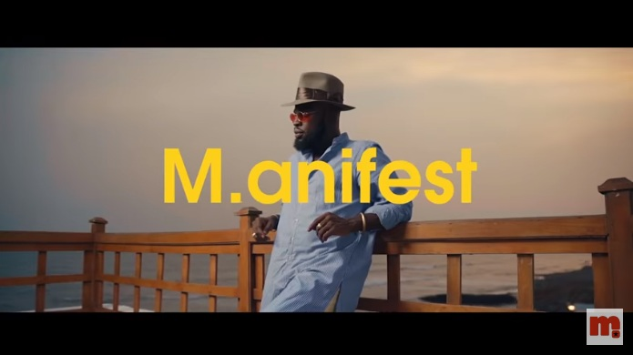 VIDEO: M.anifest ft. Burna Boy – Tomorrow