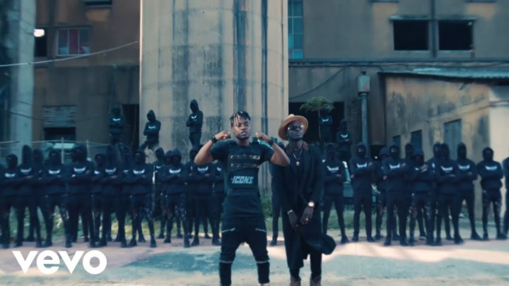 VIDEO: Oladips ft. Adisa – Half Human Half Rap