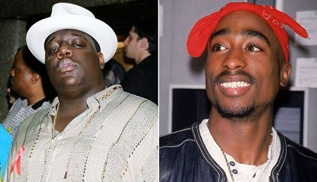 Iconic photo of Tupac after he was shot captured the moment he fell out with Biggie